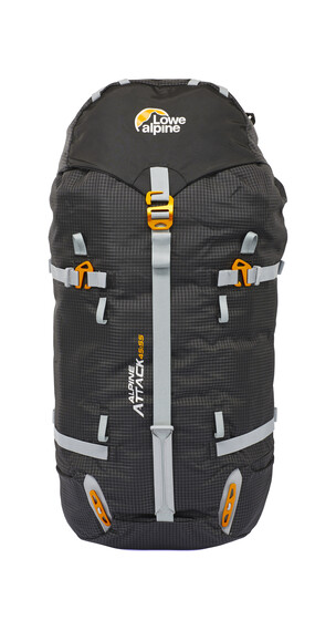 Lowe Alpine Alpine Attack 45:55 Backpack Men black/tangerine
